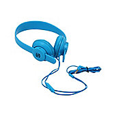 Scosche lobeDOPE On Ear Headphones (Blue) with Microphone