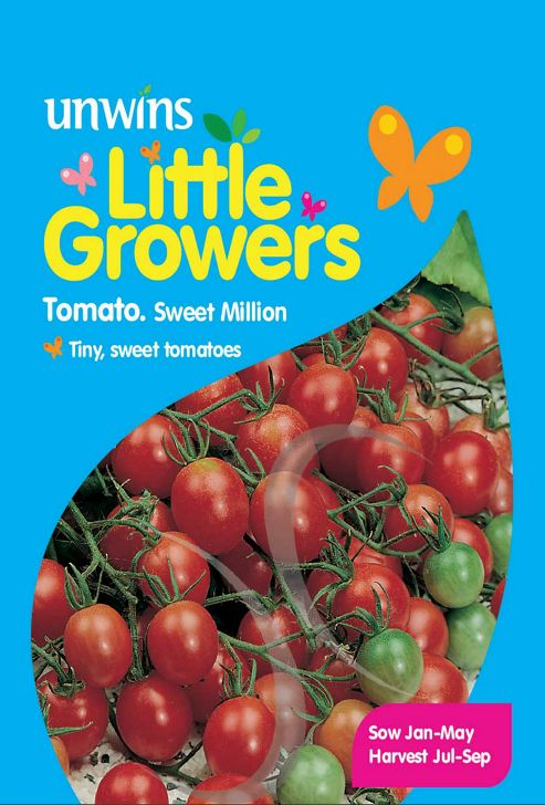 Little Growers Tomato Cherry Sweet Million