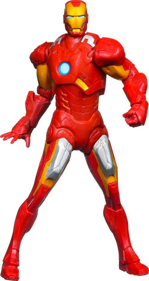 Marvel Avengers Mighty Brawlers Action Figure