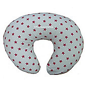 PreciousLittleOne 3-in-1 Nursing Pillow (Pink Stars)