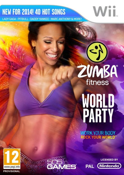 Zumba World Party (WII)