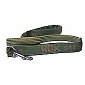 Natural Pet Products ROK Strap 3 in 1 Stretch Dog Lead - Jungle Camo - Small
