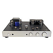 """Rogue Audio Cronus Magnum Integrated Valve Amplifier, Silver"""