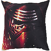 Star Wars Awakens Square Cushion