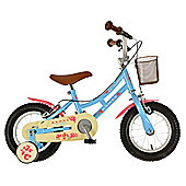 Dawes Lil Duchess Girls 12 Inch Kids Traditional Bike