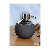 Nicol Bella Soap Lotion Dispenser in Chrome - Grey