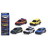 Motorzone Extreme Vehicle Team Playset