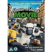 Shaun The Sheep - The Movie DVD