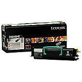 Lexmark E33X, E34X High Yield Return Programme Toner Cartridge (6K)