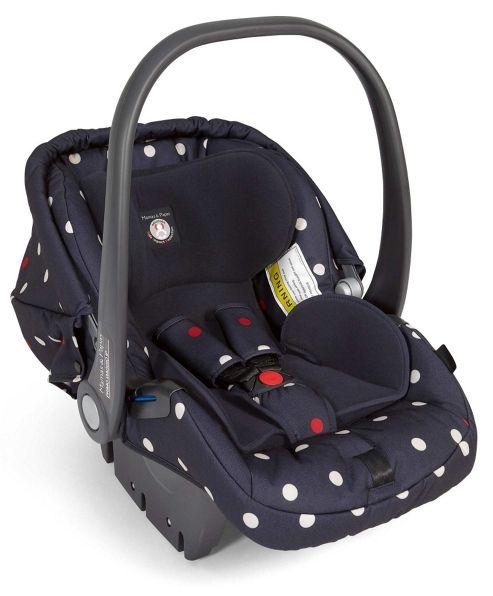 Mamas & Papas - Primo Viaggio IP Car Seat - Heritage Spot - ISOFIX Compatible