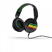 Hesh 2.0 On Ear Headphones Rasta