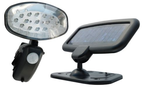 The Solar Centre Limited Evo PIR Utility Light