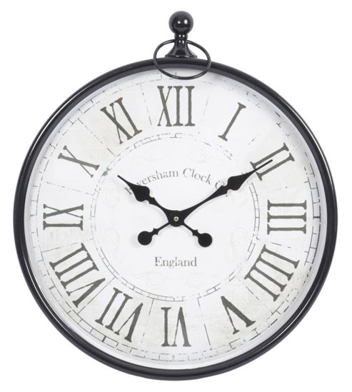 buy gallery bossenden wall clock set of 2 from our. Black Bedroom Furniture Sets. Home Design Ideas