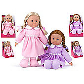 "Dolls World Lily 16"" Soft Bodied Doll"