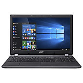 "Acer ES1-531 15.6"" Intel Celeron 4GB RAM 1TB HDD Laptop - Black"