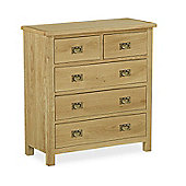 Alterton Furniture Pemberley Petite 2 Over 3 Drawer Chest