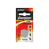Energize S369 Cr2032 Coin Lithium Battery 611326