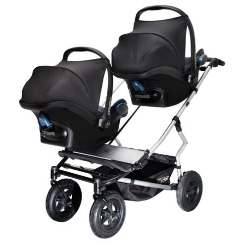 Mountain Buggy Duet TS Adapter Maxi Cosi