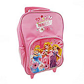 Princess 'I Am A Princess' Wheeled Bag