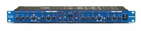 Samson S 3-Way Stereo/Mono Crossover