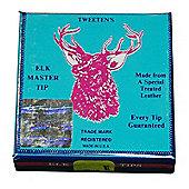 Elk Master Glue On Pool Cue Tips - Cue Tip Size : 9.5mm Tip