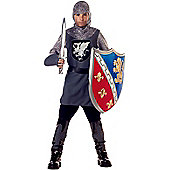 Child Medieval Knight Costume Medium