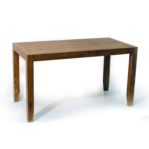 Techstyle Solid Wood Coffee Table in Walnut