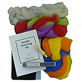 Needle Felting Kit Rainbow
