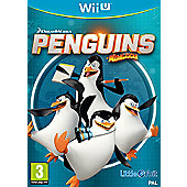 Penguins of Madagascar (Wii U)