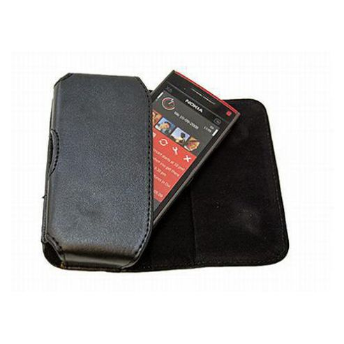 iTALKonline 10860 Side Pouch Case/Cover/Pouch with belt loop - Nokia X6