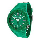 Bruno Banani Prisma Unisex Dark Green Watch - CW3 239 439
