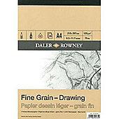 DR Fine Grain Cartridge Pad A4 120g