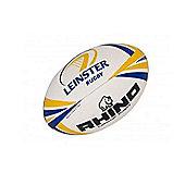 Rhino Cyclone XV Leinster Rugby Ball - White