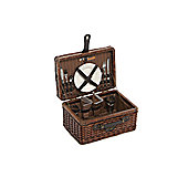 Lifestyle Appliances Willow Picnic Hamper