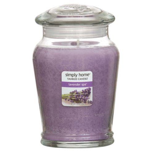 Yankee Candle Jar Lavender Spa, Medium