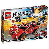 LEGO Ninjago X-1 Ninja Charger 70727