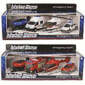 Motor Zone Emergency Team