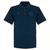 2013-14 Chelsea Adidas Core Polo Shirt (Navy) - Navy