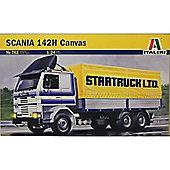 Scania 142H Canvas - 1:24 Scale - 762 - Italeri