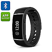 Ordro S55 Smart Wristband - Bluetooth 4.0, Call/SMS Reminder, Sedentary Reminder, Pedometer, Sleep Management