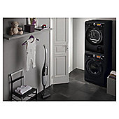 Hotpoint S-Line SWMD9437K  Washing Machine, 9Kg Load, 1400 RPM Spin, A+++ Energy Rating, Black