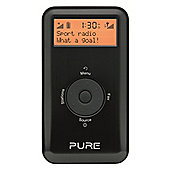Pure Move 2500 Personal DAB/FM Radio - Black