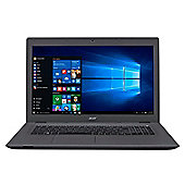 "Acer Aspire E5 17.3"" Intel Core i3 Windows 10 8GB RAM 1000GB Laptop Grey"