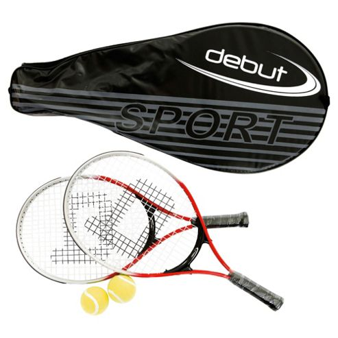 Debut Tennis set tennis balls carry bag.