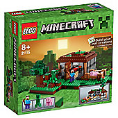 LEGO Minecraft The First Night 21115