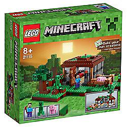 LEGO Minecraft The First Night 21115