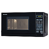 Sharp R272KM 20L 800W Microwave - Black