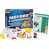 Thames and Kosmos Motors And Generators Kit