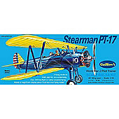Stearman PT-17 - World War 2 Pilot Trainer - Scale Balsa Kit - 1:32 Scale 803 - Guillow's