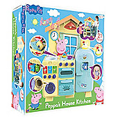 Peppa Pigs House Kitchen